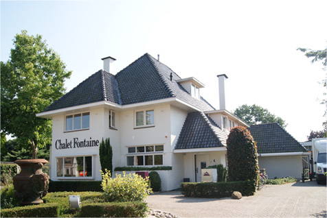 Chalet Fontaine Partycenter